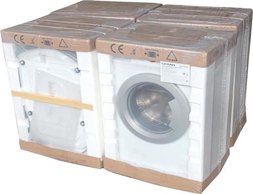 家电洗衣机可视包装